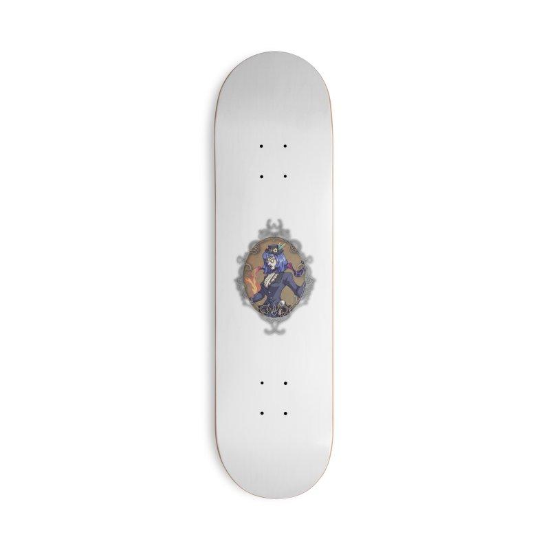 Octavia Smith (TBN) Accessories Skateboard by TabletopTiddies's Merch