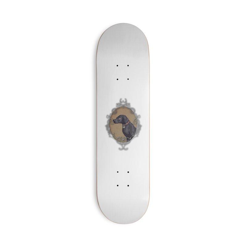 Prophet (TBN) Accessories Skateboard by TabletopTiddies's Merch