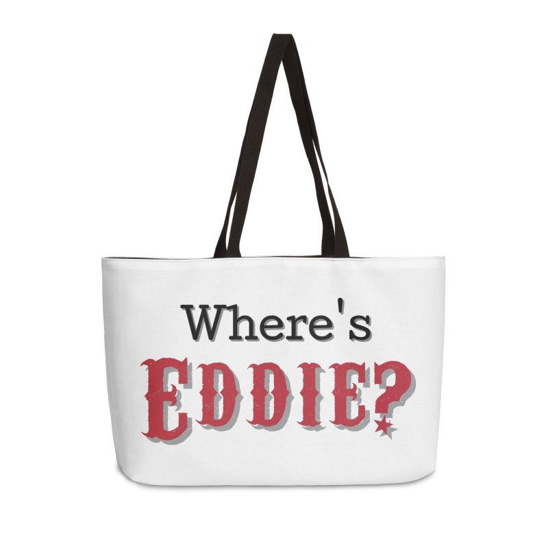 Where's Eddie? Accessories Bag by TabletopTiddies's Merch