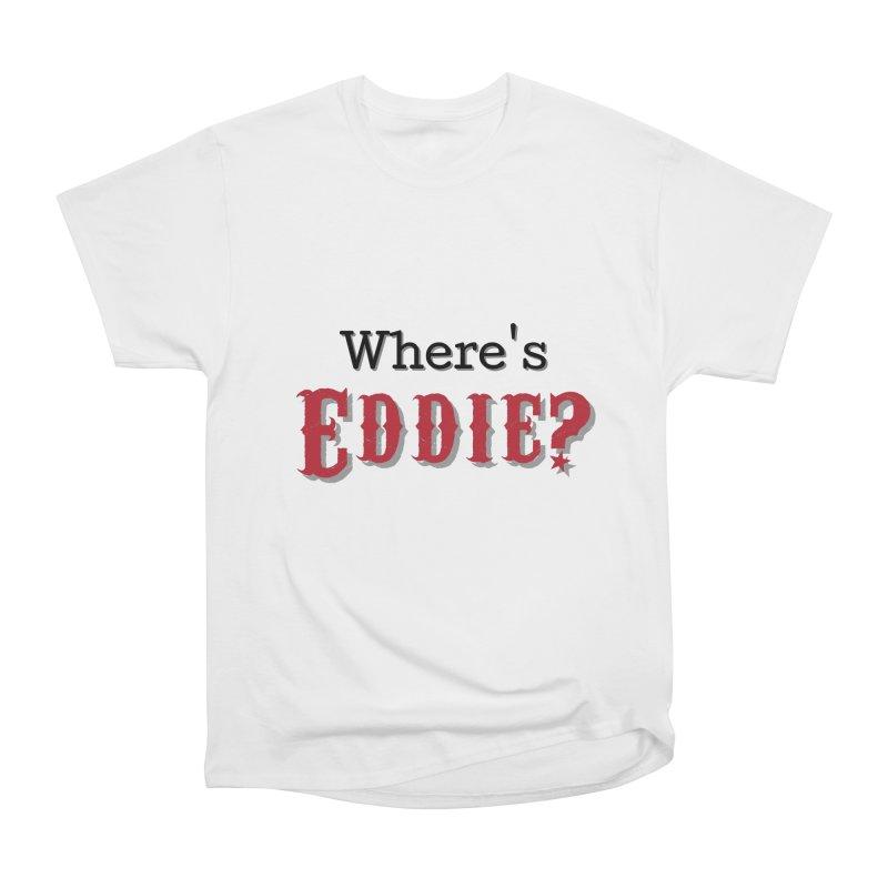 Where's Eddie? Feminine T-Shirt by TabletopTiddies's Merch
