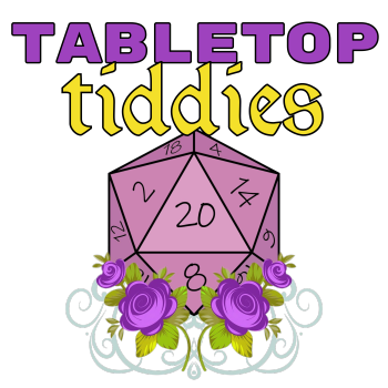TabletopTiddies's Merch Logo
