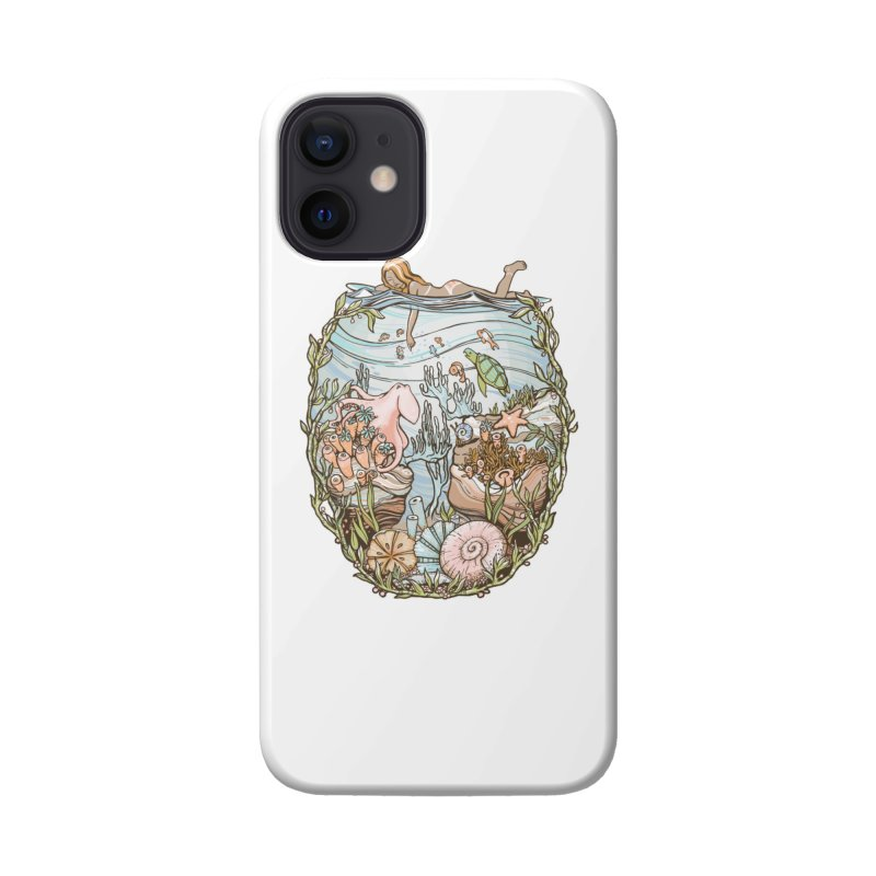The Peace of Wild Things Accessories Phone Case by Chapman at Sea // surf art by Tash Chapman