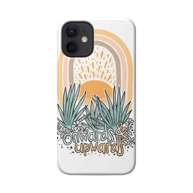 Up We Go Accessories Phone Case by Chapman at Sea // surf art by Tash Chapman