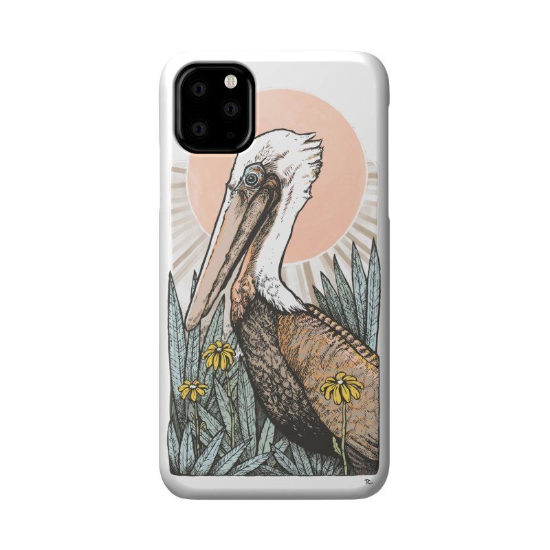 Gerald Among the Flowers Accessories Phone Case by Chapman at Sea // surf art by Tash Chapman