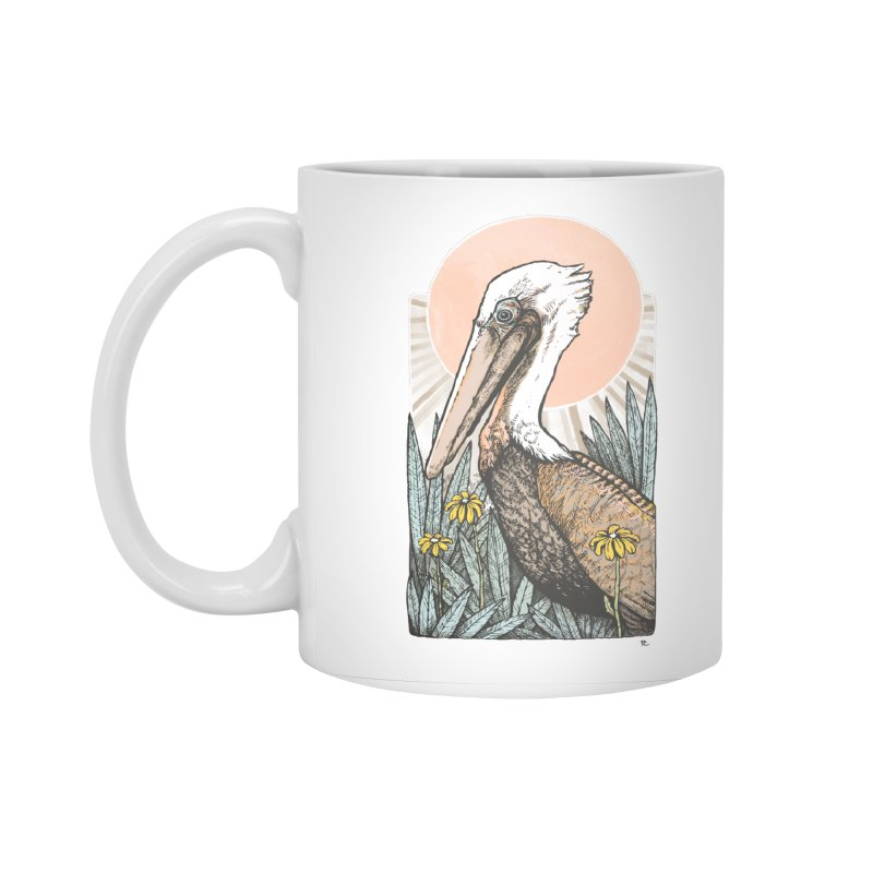 Gerald Among the Flowers Accessories Standard Mug by Chapman at Sea // surf art by Tash Chapman