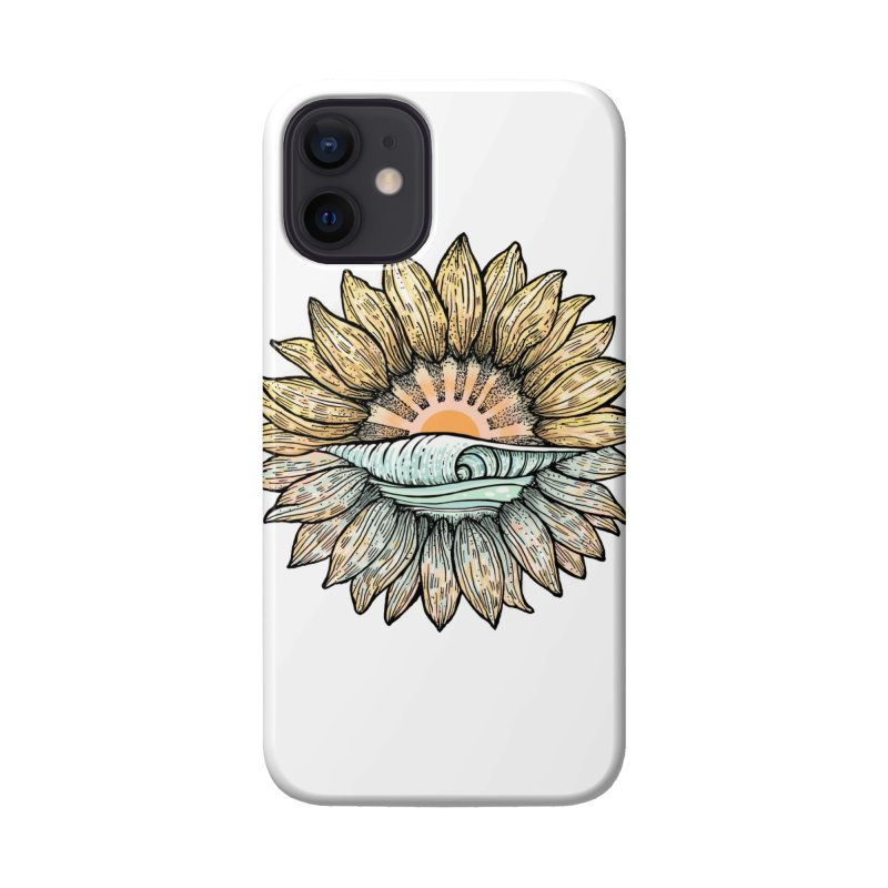SwellFlower Accessories Phone Case by Chapman at Sea // surf art by Tash Chapman