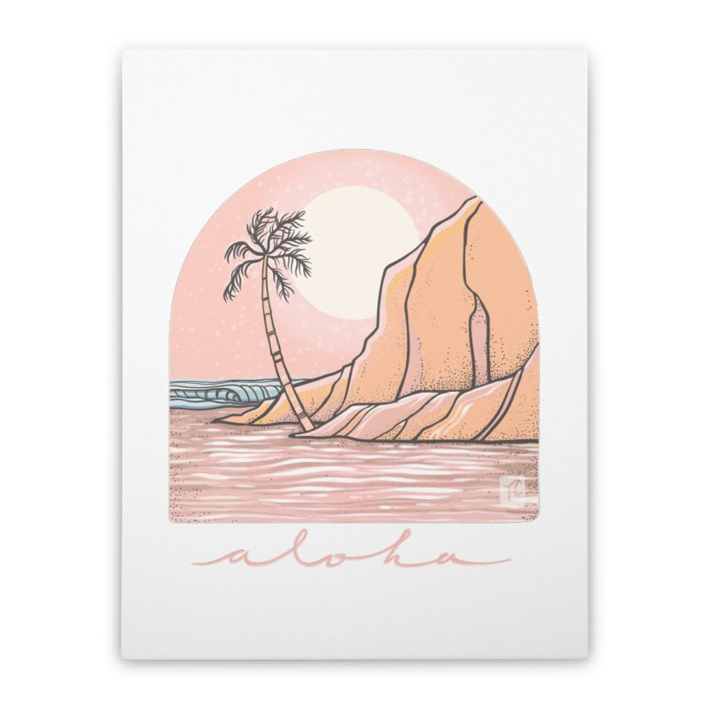 Home None by Chapman at Sea // surf art by Tash Chapman