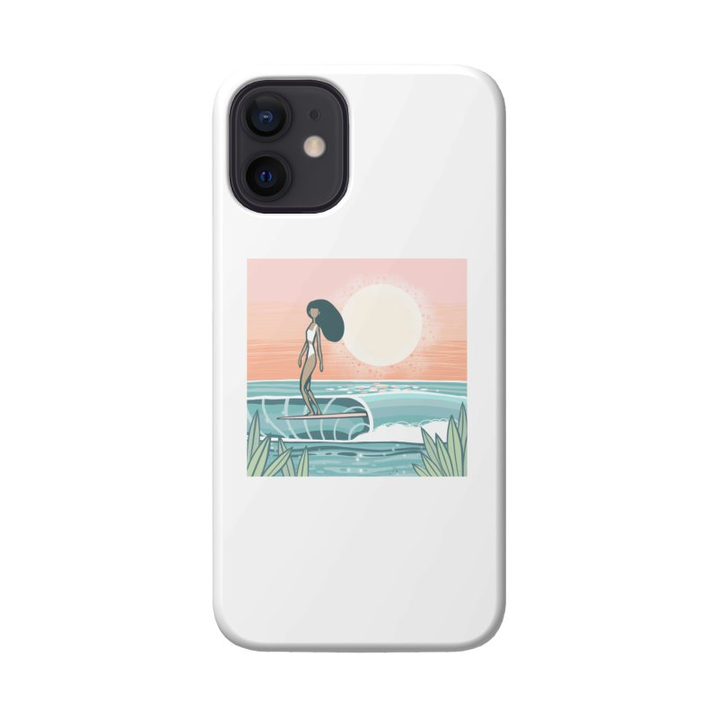 The Islander Accessories Phone Case by Chapman at Sea // surf art by Tash Chapman