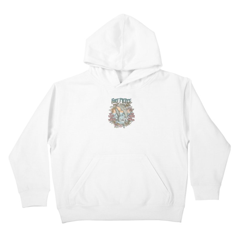 Spinner City Kids Pullover Hoody by Chapman at Sea // surf art by Tash Chapman