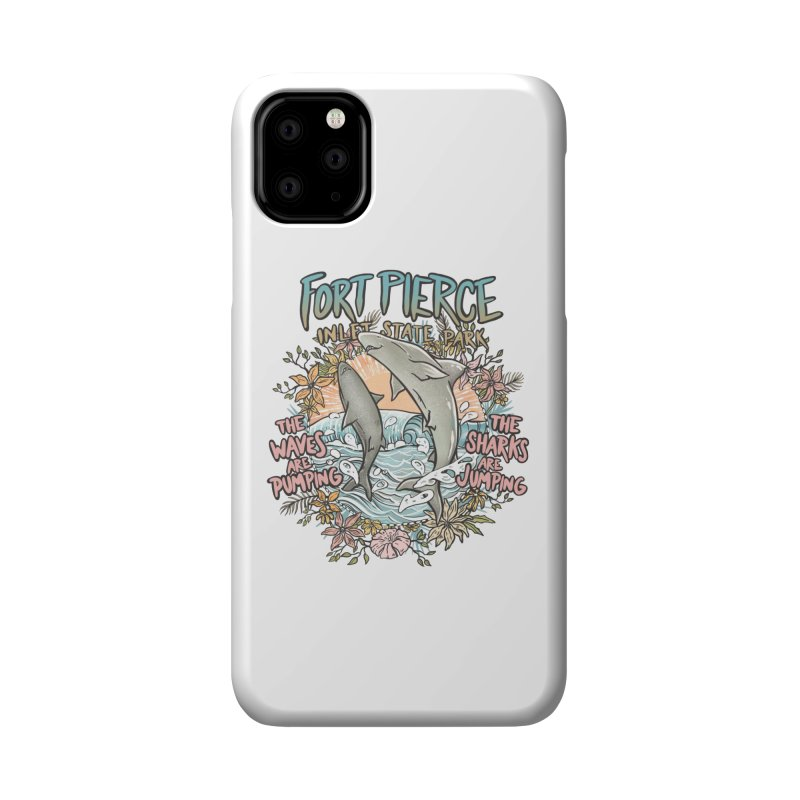 Spinner City Accessories Phone Case by Chapman at Sea // surf art by Tash Chapman