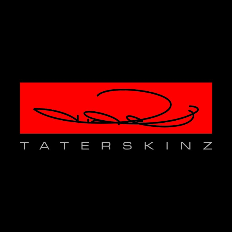 TaterSkinz logo Accessories Phone Case by TaterSkinz's Artist Shop