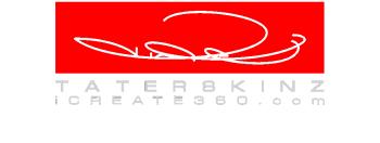 Taterskinz Logo