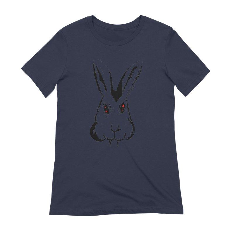 Bunnicula Women's Extra Soft T-Shirt by TaylorHoyum's Artist Shop