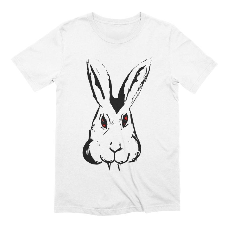 Bunnicula Men's Extra Soft T-Shirt by TaylorHoyum's Artist Shop