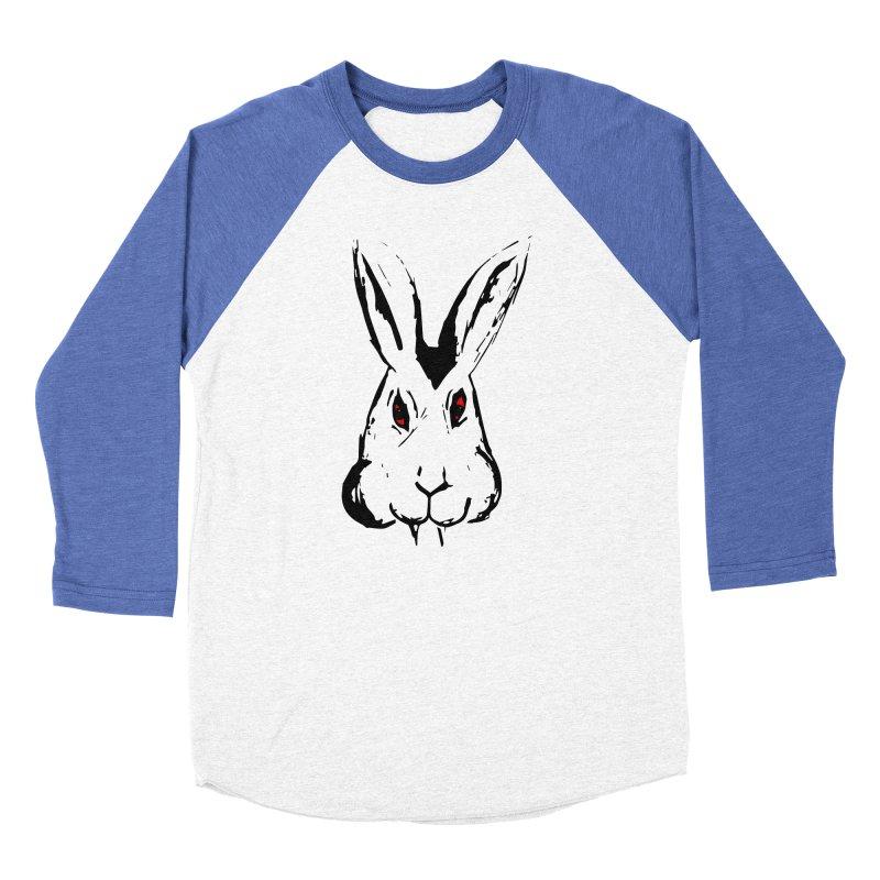 Bunnicula Men's Baseball Triblend Longsleeve T-Shirt by TaylorHoyum's Artist Shop