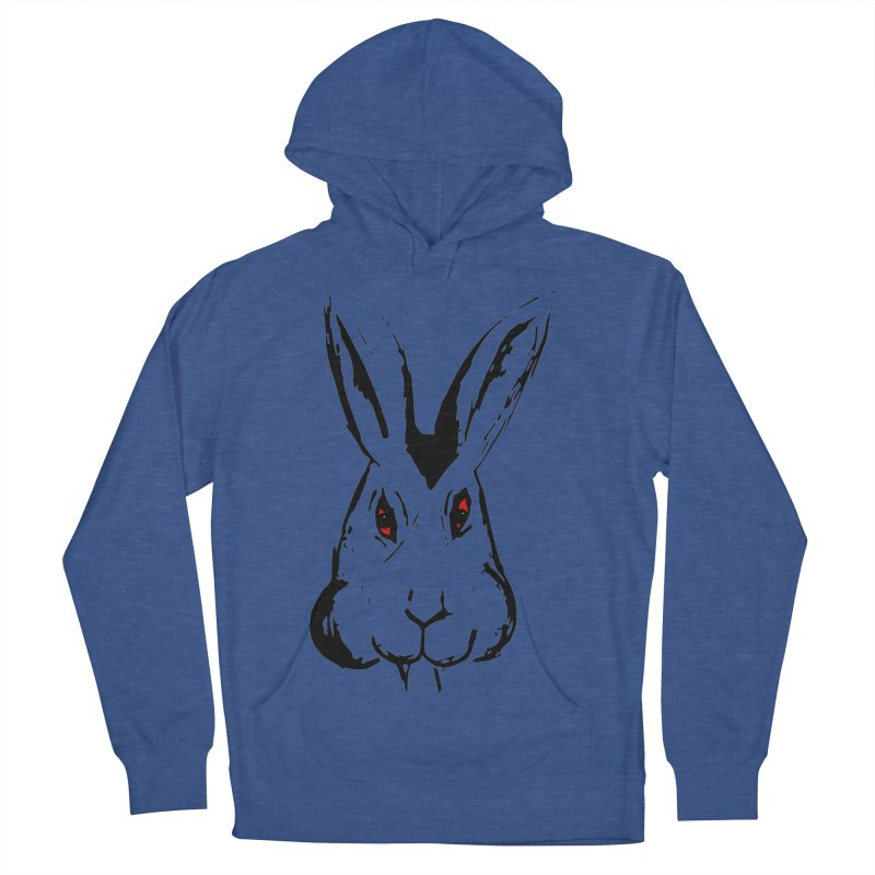 Bunnicula Women's French Terry Pullover Hoody by TaylorHoyum's Artist Shop