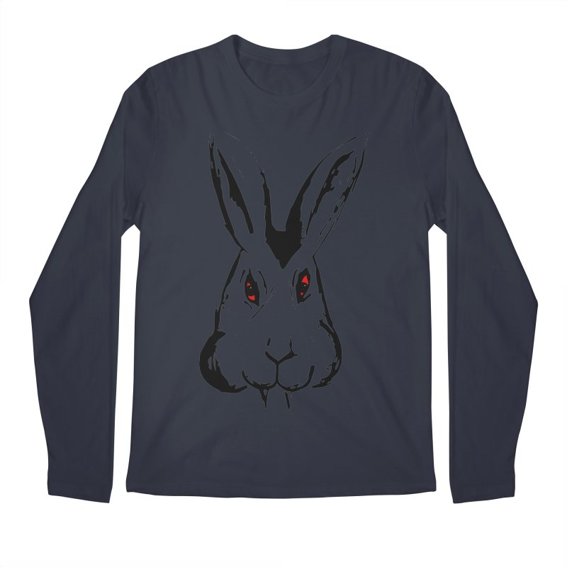 Bunnicula Men's Regular Longsleeve T-Shirt by TaylorHoyum's Artist Shop