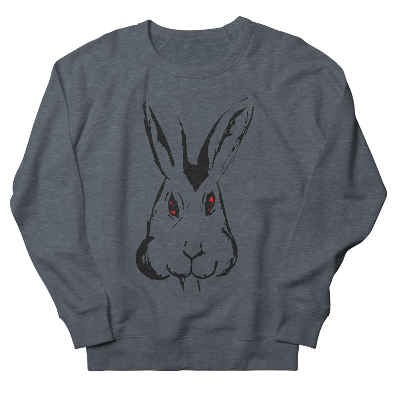 Bunnicula Men's French Terry Sweatshirt by TaylorHoyum's Artist Shop