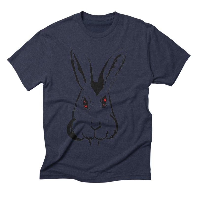 Bunnicula Men's Triblend T-Shirt by TaylorHoyum's Artist Shop