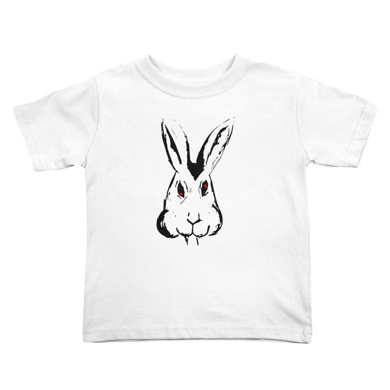 Bunnicula Kids Toddler T-Shirt by TaylorHoyum's Artist Shop
