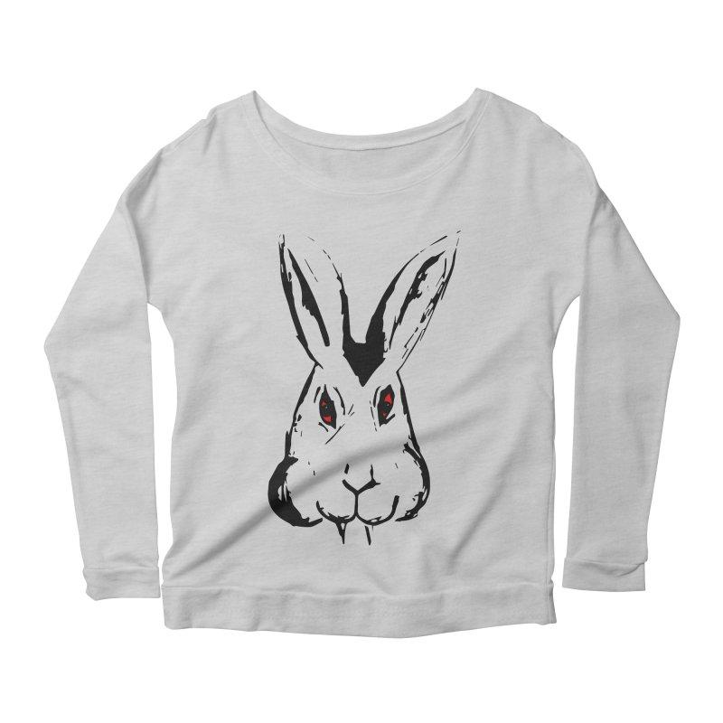Bunnicula Women's Scoop Neck Longsleeve T-Shirt by TaylorHoyum's Artist Shop