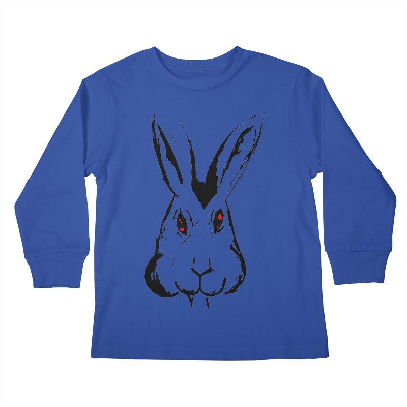 Bunnicula Kids Longsleeve T-Shirt by TaylorHoyum's Artist Shop