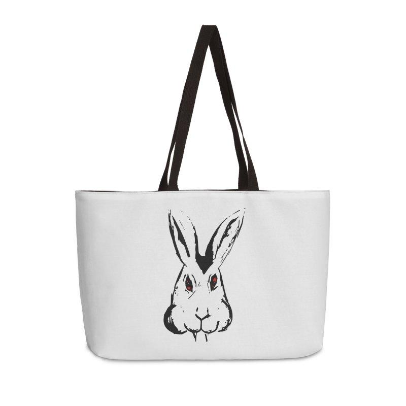 Bunnicula Accessories Weekender Bag Bag by TaylorHoyum's Artist Shop