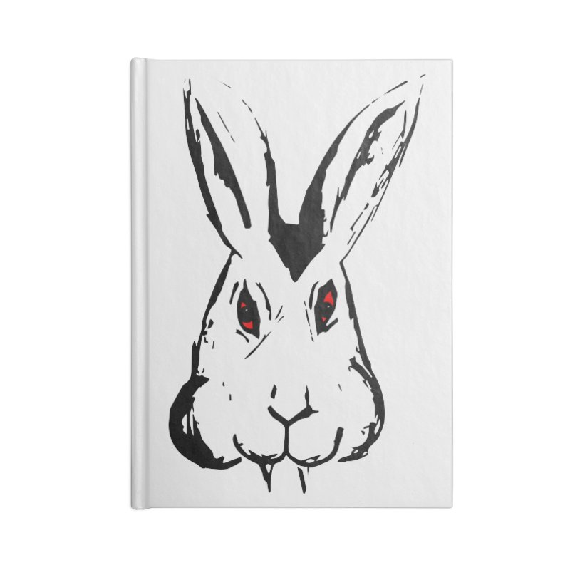 Bunnicula Accessories Blank Journal Notebook by TaylorHoyum's Artist Shop