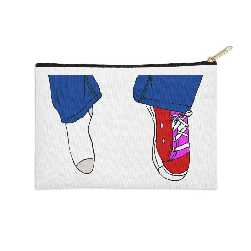 Floaty Shoe Accessories Zip Pouch by TaylorHoyum's Artist Shop