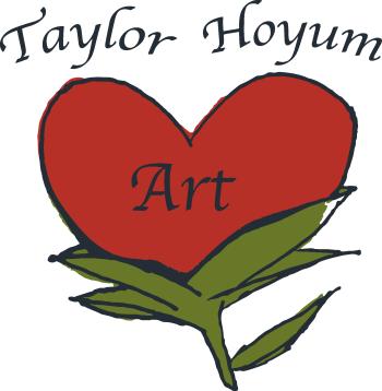 TaylorHoyum's Artist Shop Logo