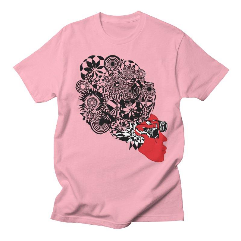 Steam Funk Men's T-shirt by Teeloo's Artist Shop