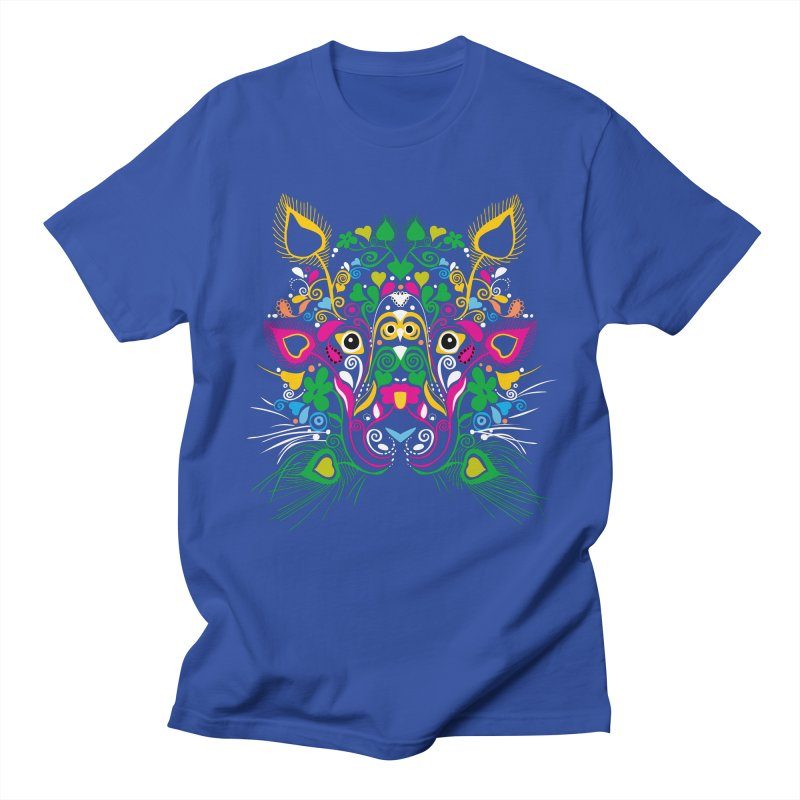Paradolia Zoo Men's T-shirt by Teeloo's Artist Shop
