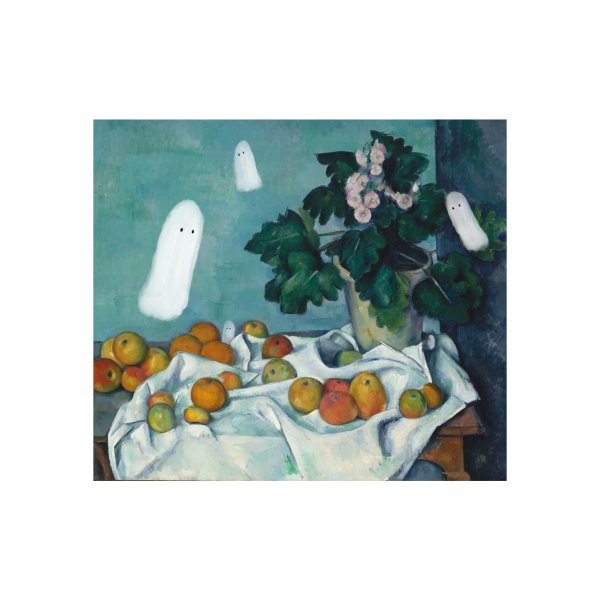 image for Orange ghosts