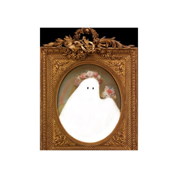 image for The lovely ghost