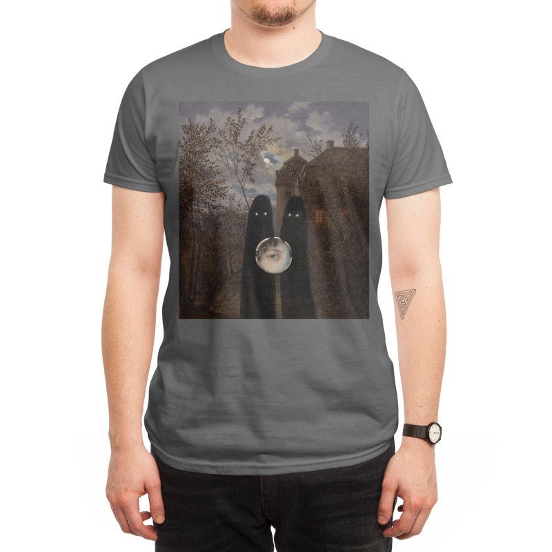 This must be the place Men's T-Shirt by Teenyghosts's Artist Shop
