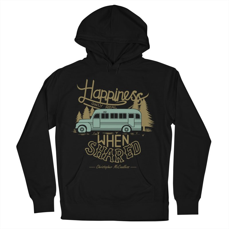 Happiness Women's Pullover Hoody by Teetalk Artist Shop
