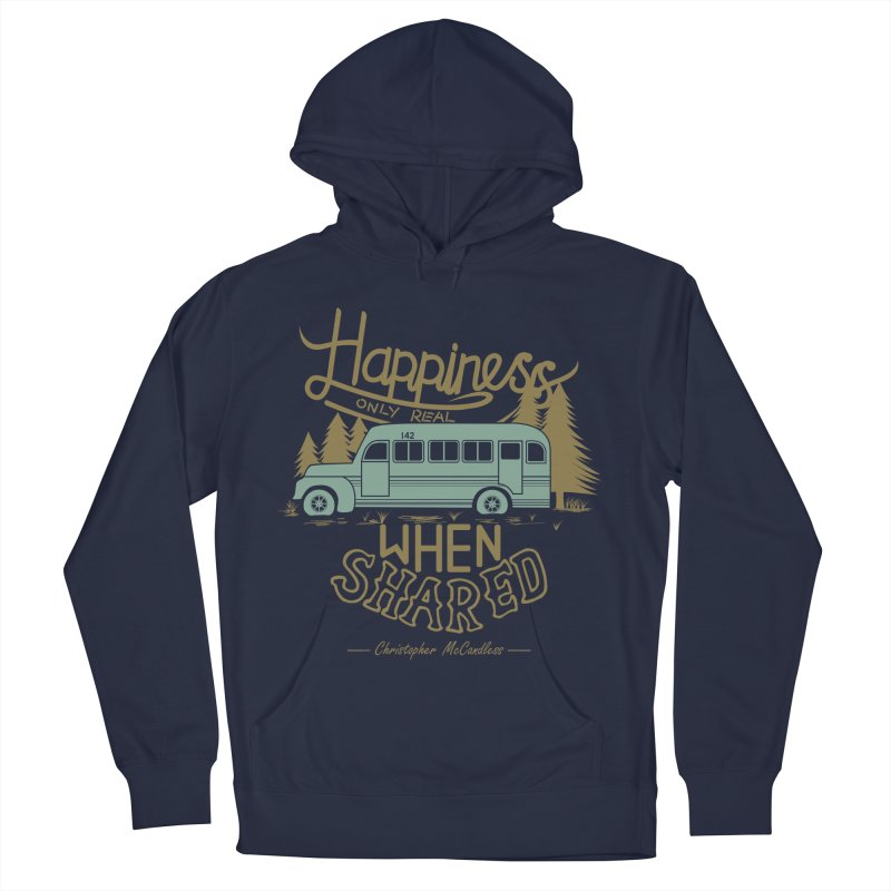 Happiness Men's Pullover Hoody by Teetalk Artist Shop