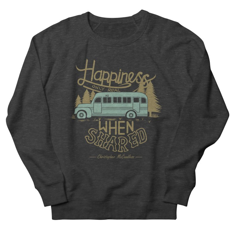 Happiness Women's Sweatshirt by Teetalk Artist Shop