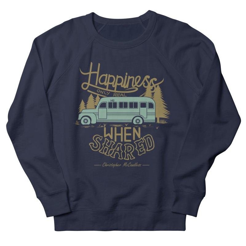 Happiness Men's Sweatshirt by Teetalk Artist Shop