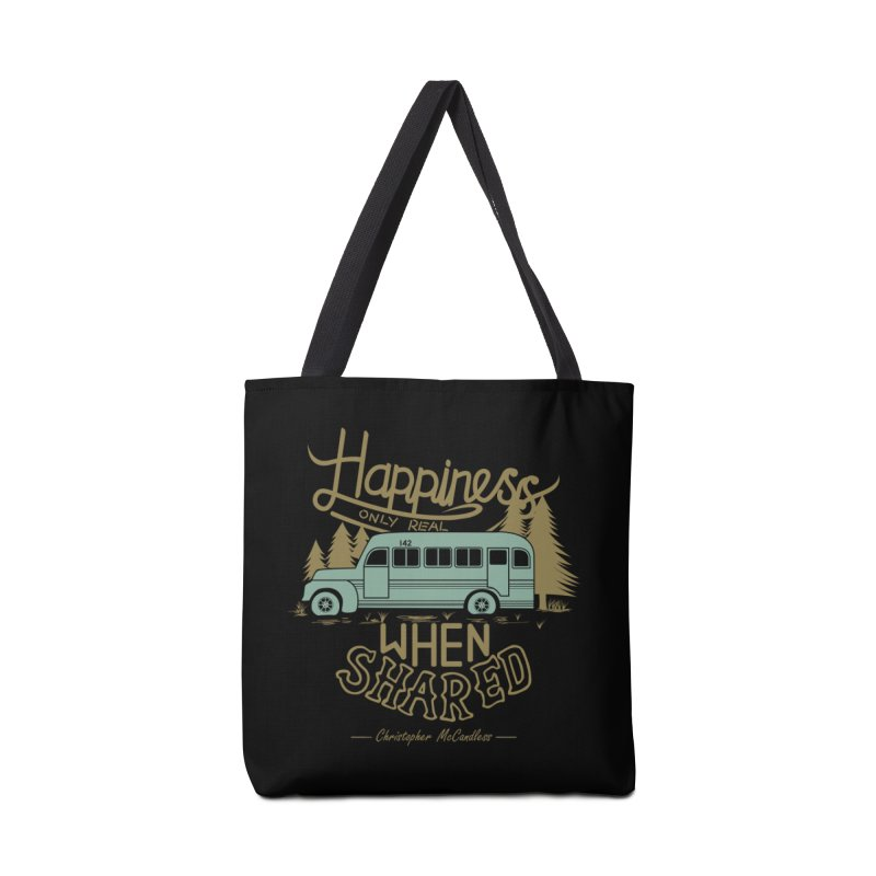 Happiness Accessories Bag by Teetalk Artist Shop