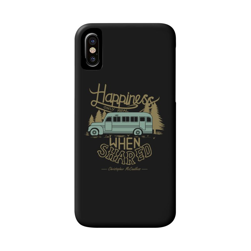 Happiness Accessories Phone Case by Teetalk Artist Shop