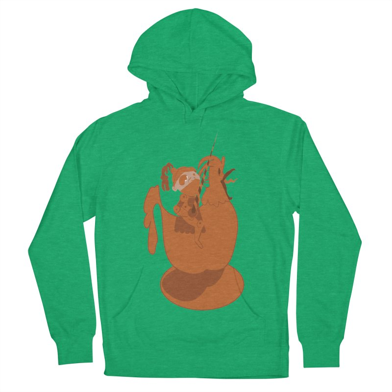 Knights aren't Chicken Women's Pullover Hoody by TenAnchors's Artist Shop