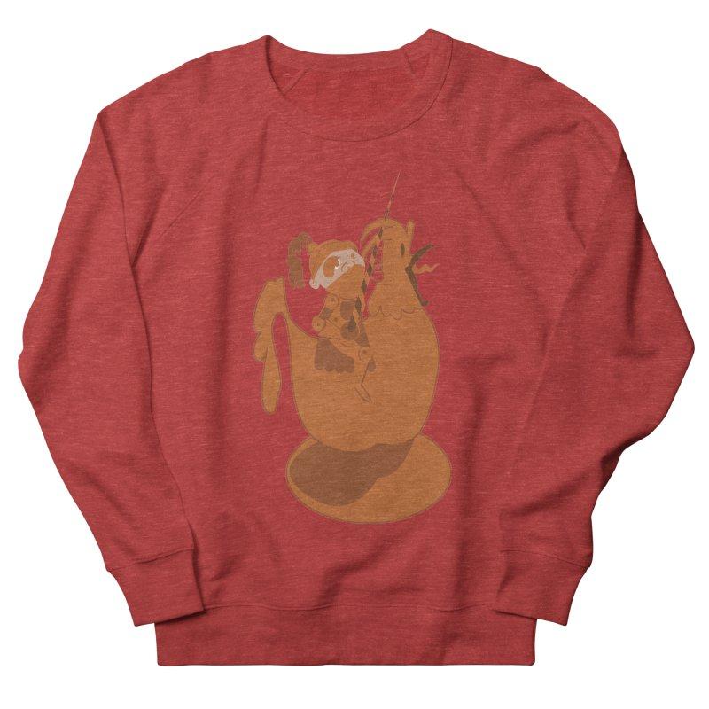 Knights aren't Chicken Women's Sweatshirt by TenAnchors's Artist Shop