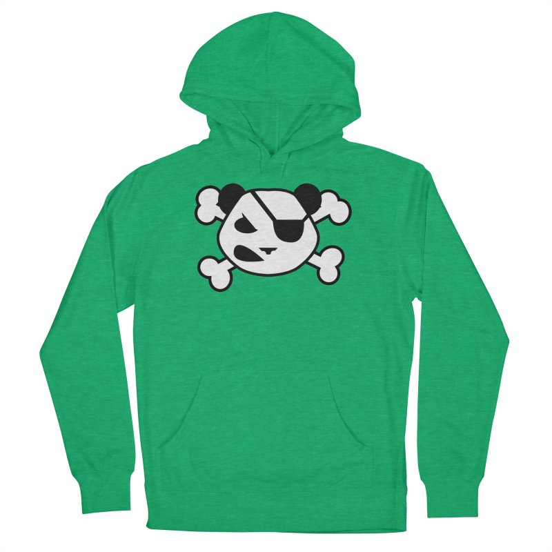 The Fearless Panda Women's Pullover Hoody by TenAnchors's Artist Shop