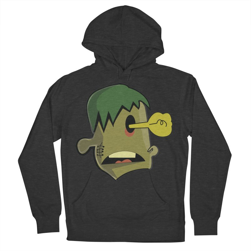 Zombie Idea Women's Pullover Hoody by TenAnchors's Artist Shop