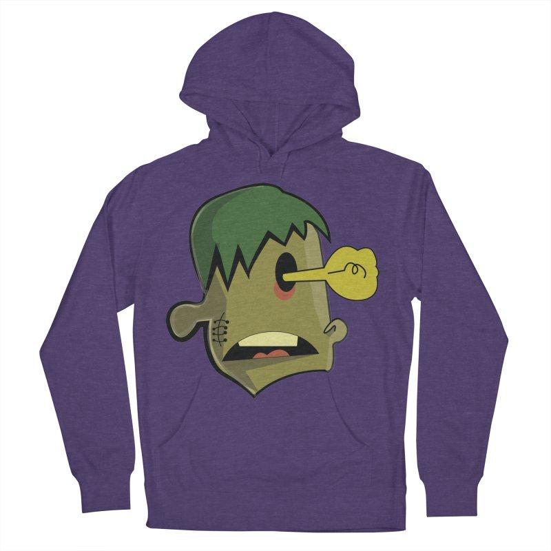 Zombie Idea Women's Pullover Hoody by TenAnchors's Artist Shop
