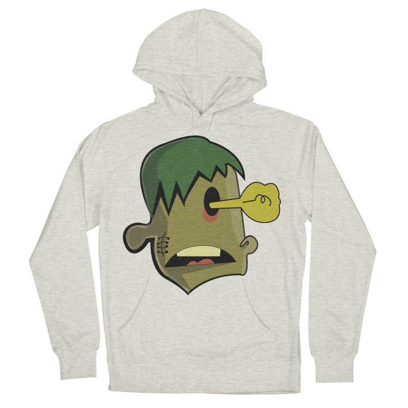 Zombie Idea Men's Pullover Hoody by TenAnchors's Artist Shop