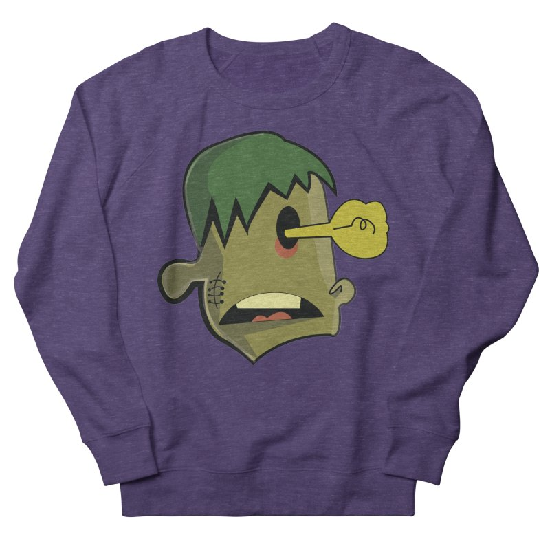 Zombie Idea Women's Sweatshirt by TenAnchors's Artist Shop
