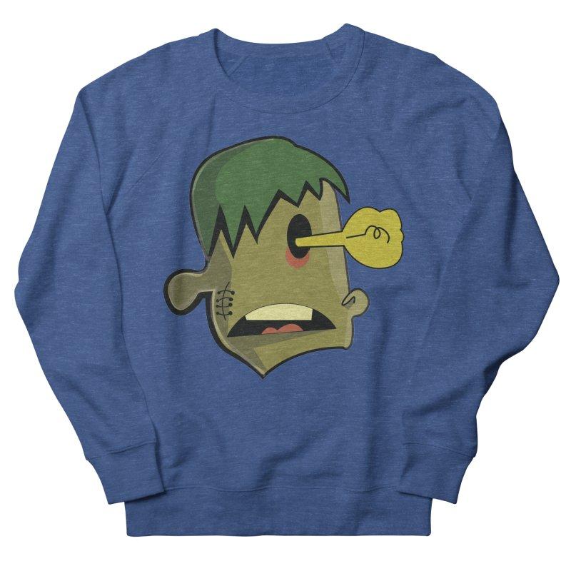 Zombie Idea Men's Sweatshirt by TenAnchors's Artist Shop