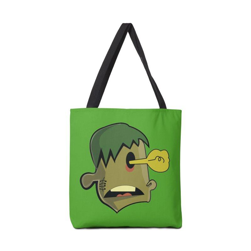 Zombie Idea Accessories Bag by TenAnchors's Artist Shop